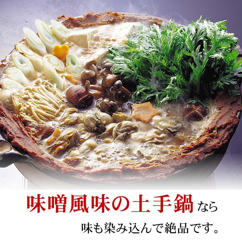 かき鍋なら味もしみ込んで絶品