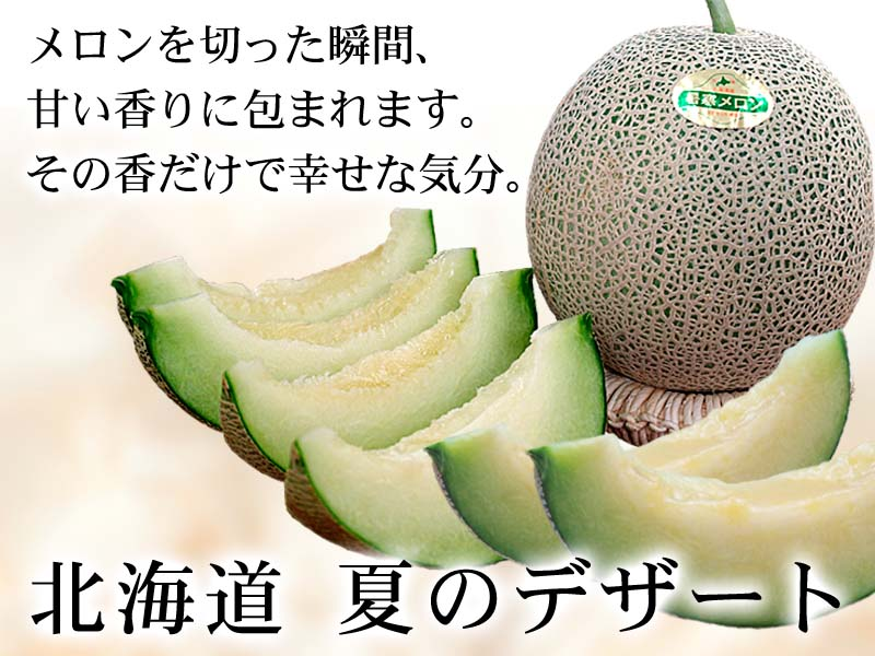 北海道メロン