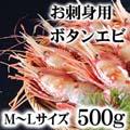 子持ちぼたんえび 500g M〜Lサイズ (8〜13尾入) 海鮮えび通販